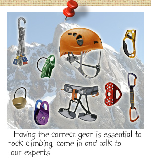 outdoor apparel backpacking gear kayaking rock climbing